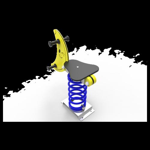 Muelle Simple Plátano