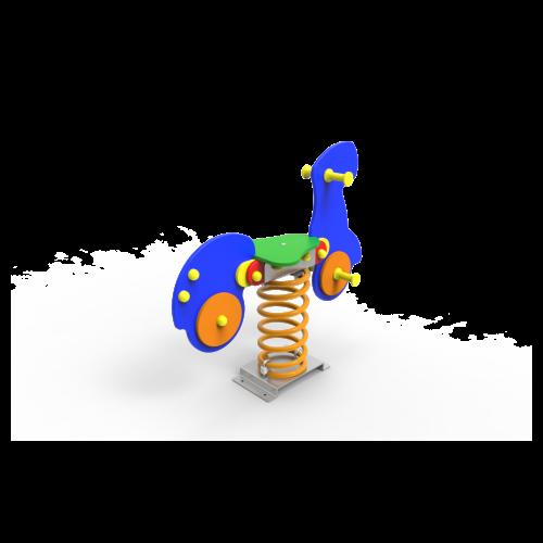 Muelle Simple La Moto