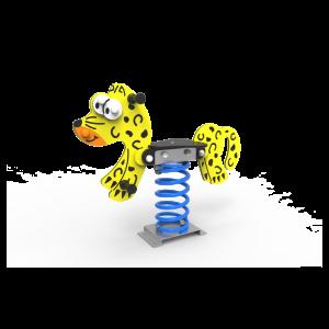 Muelle Simple Leopardo