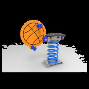 Muelle Simple Basket