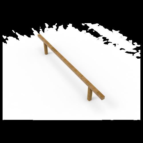 Circuito de Gimnasia Barra Equilibrio