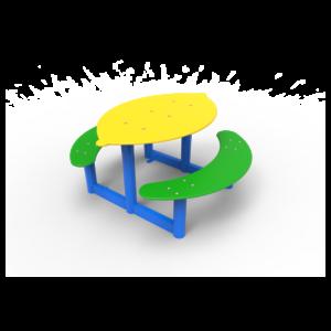 Mesita Limón