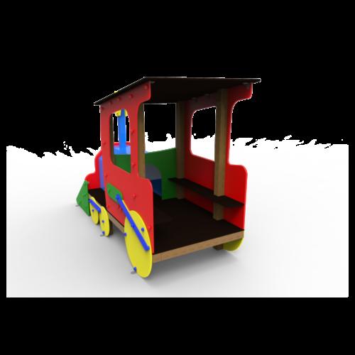 Conjuntos Guardería Tren Minero