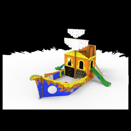 Barco Contamaestre