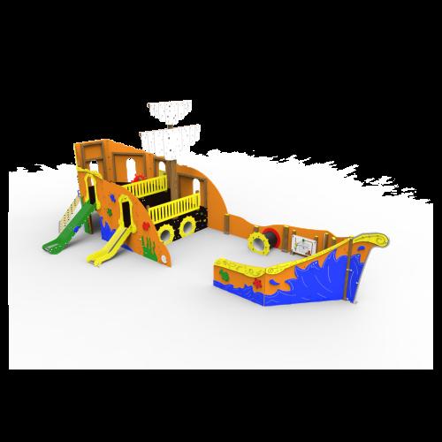 Barco Capitán