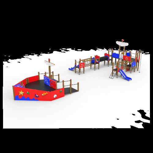 Barco Oceánico