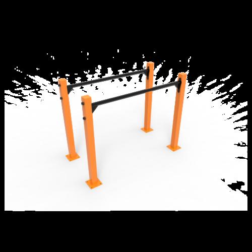 Calistenia Módulos Barra 1200 Paralelas