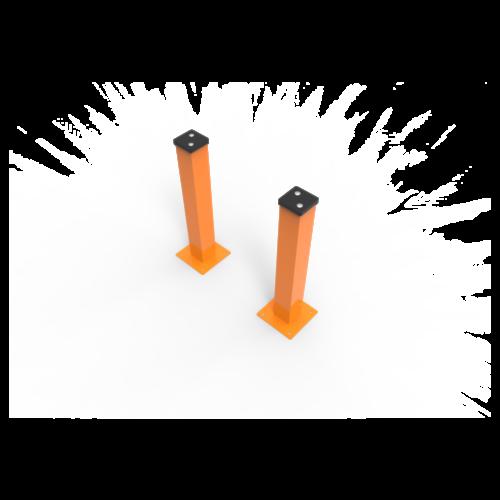 Calistenia Módulos Bastones Equilibrio