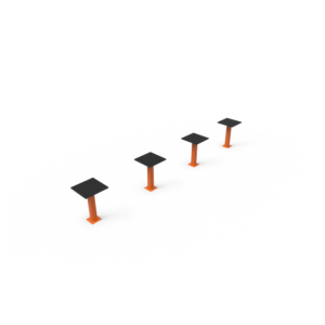 Calistenia Módulos Puntos Equilibrio