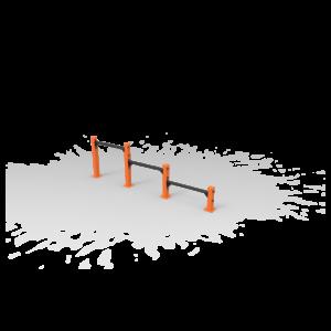 Calistenia Módulos Barras Progresivas
