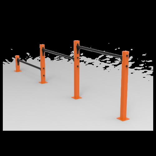 Calistenia Módulos Barras Progresivas Altura Especial