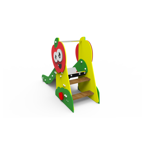 Toboganes Mini Manzana 0,60