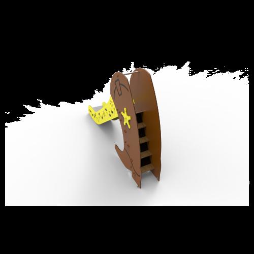 Tobogán Maxi Bota 1'36