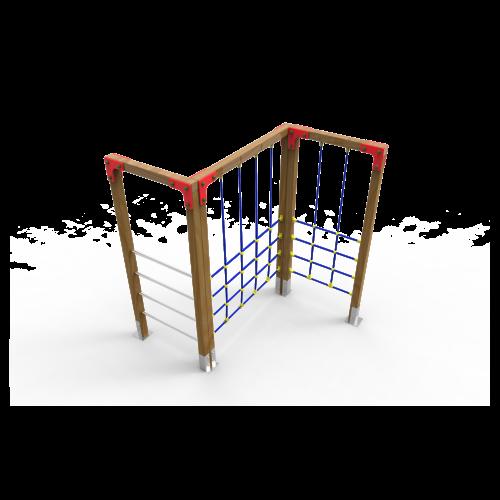 Juegos de Cuerdas Trepa 2