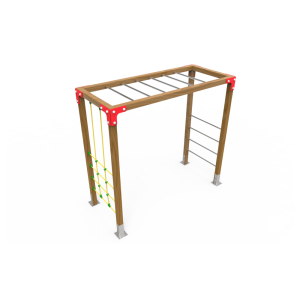 Juegos de Cuerdas Trepa 3
