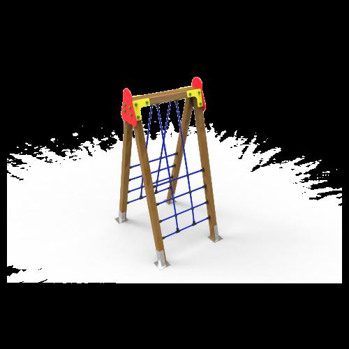 Juegos de Cuerdas Trepa 4