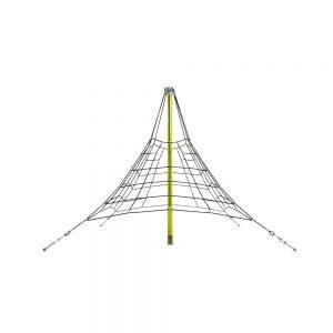 Juegos de Cuerdas Trepa Piramide 2,7m