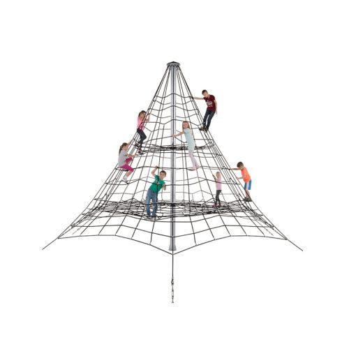 Juegos de Cuerdas Trepa Piramide 5m