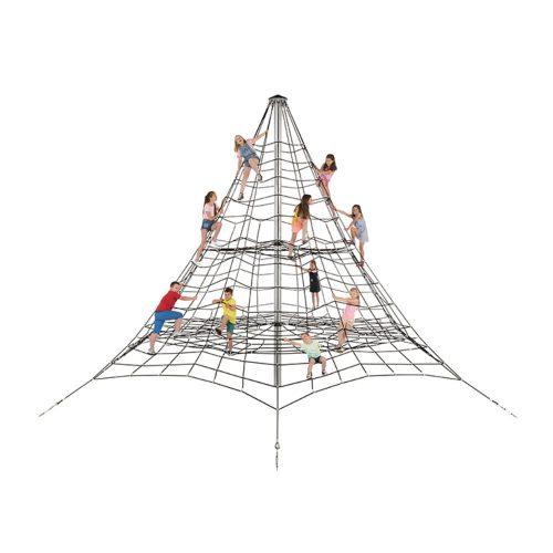 Juegos de Cuerdas Trepa Piramide 5'5m