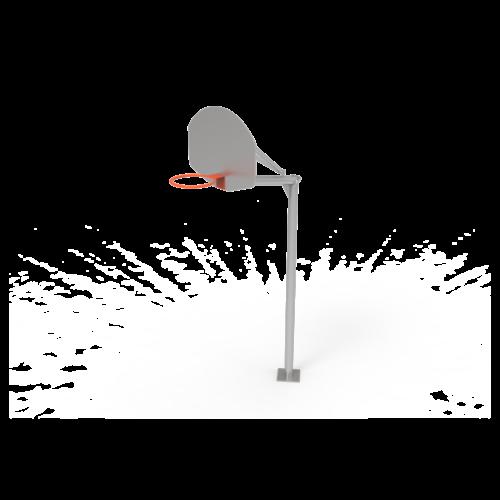 Elementos Deportivos Canastas Baloncesto Antivandalicas