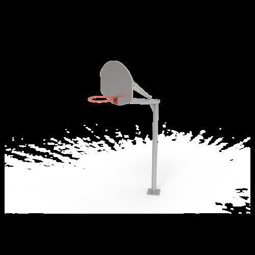 Elementos Deportivos Canastas Minibasquet Antivandálica