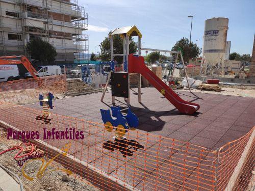 Fábrica de parques Infantiles