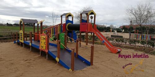 Parque Integración