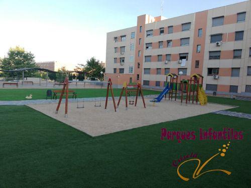 Parque Infantil Comunidad Vecinos Alcorcón