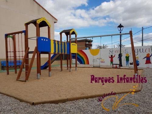 Parque Infantil Fuentidueña de Tajo