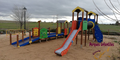 Parque Infantil Integracióbn